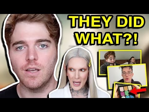 SHANE DAWSON AND JEFFREE STAR ADDRESS THE HATE