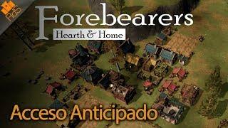 Forebearers - Gameplay en español - Construcción de ciudades y supervivencia