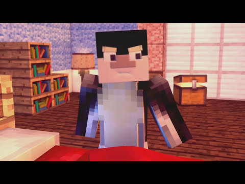 WHO'S YOUR DADDY? Baby Godfather! (Minecraft Animation)