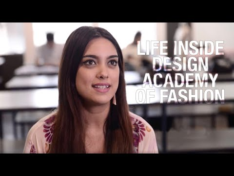 Life inside Design Academy of Fashion