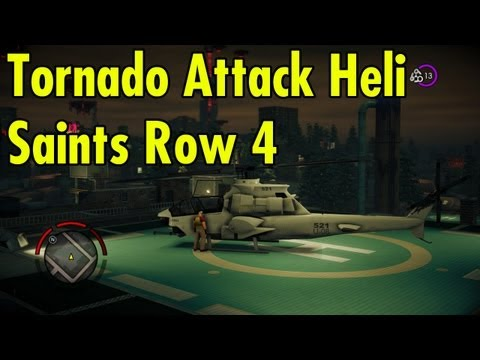 saints row 4 helicopter cheat with Saints Row Iv Vehicle Location Tornado White on Saints Row The Third Codes Cheats List Xbox 360 Ps3 Pc additionally Watch moreover Watch moreover Saints Row 2 Fight Club Location in addition Watch.