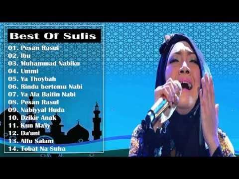 Sulis Full Album - Lagu Terbaik Special Hari Raya Ramadhan 2017 - Cinta Rasul [ Menyentuh Jiwa ]