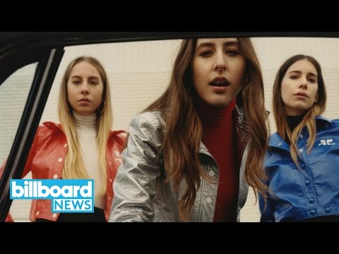Haim Announce 'Something To Tell You' Album & Release Music Video for 'Right Now' | Billboard News