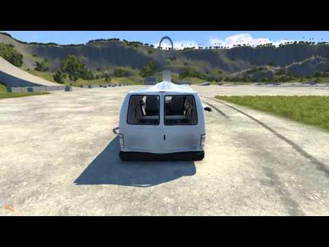 Gavril H15 Supervan - BeamNG Drive