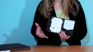 DIY the A2 Pocket Card #1