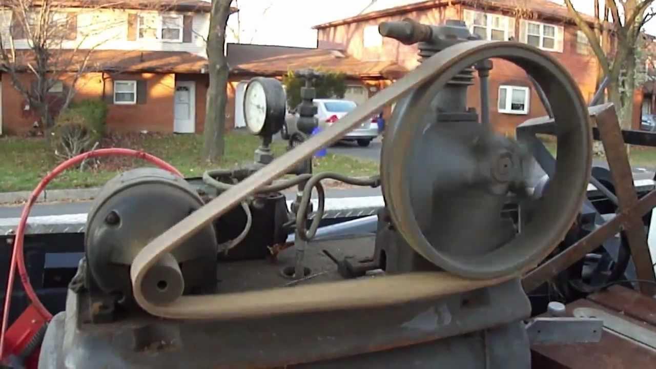 Leroi Air Service Compressor
