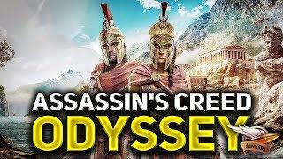 Стрим - Assassin's Creed Odyssey - Прохождение Часть 19 - Финал