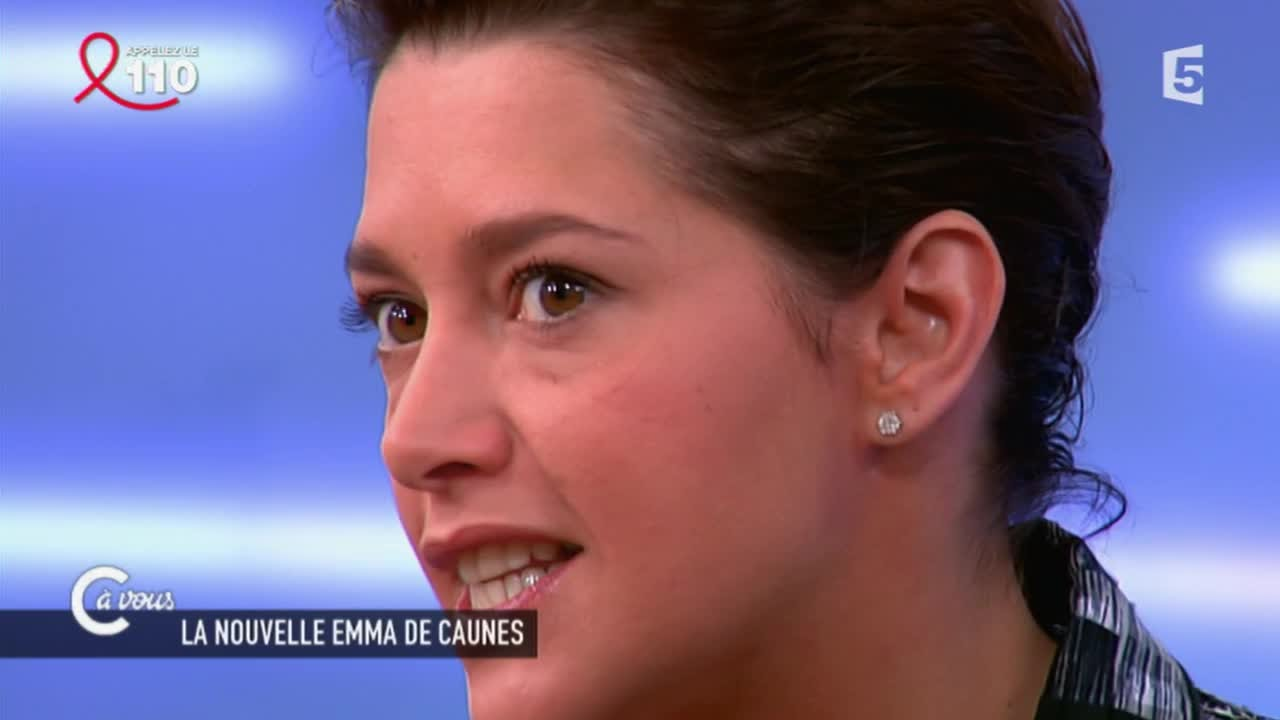 Emma de caunes in sand castles - 3 part 6