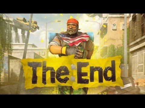 Official TheEndApp Launch Trailer