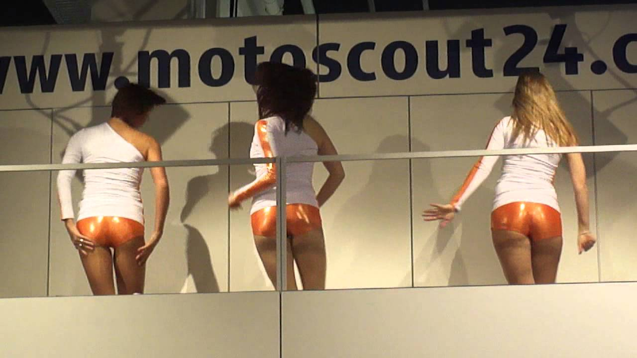 swiss moto 2012 auto scout 24 dancers performance youtube. Black Bedroom Furniture Sets. Home Design Ideas
