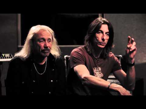 Judas Priest - Dragonaut | Track Preview (with intro from Glenn Tipton, Ian Hill and Scott Travis)