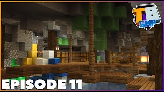 Mining Storage Room | Truly Bedrock S2E11