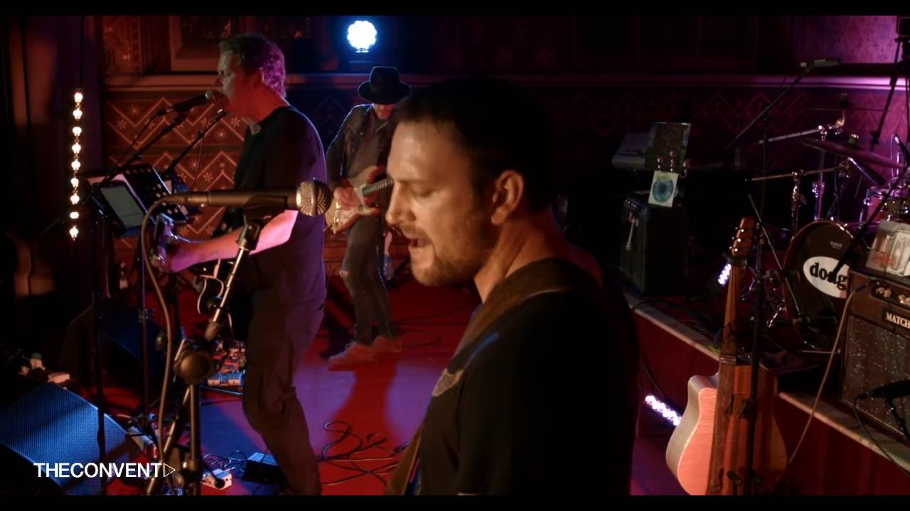Dodgy - \'Never Stop\' [Live at The Convent 2016] - YouTube