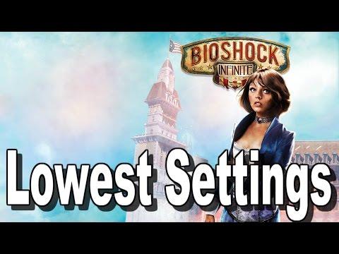 Bioshock Infinite (Low Specs PC Test)