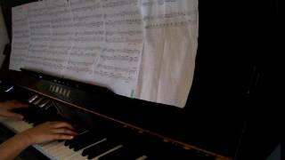 陳柏宇Jason Chan - 沒有你, 我甚麼都不是 piano