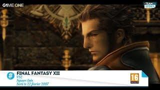 #TEAMG1 Story - Final Fantasy  : Une évolution décisive sur PS2 !
