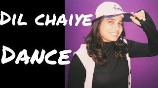 Dil chaiye / simple Dance Choreography / neha kakkar / dance cover