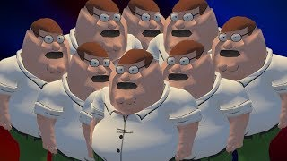 The VRChat Peter Griffin Experience