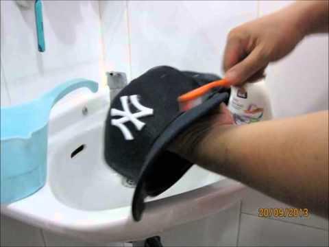 Mencuci topi & Cap Buddy - Bagian 1