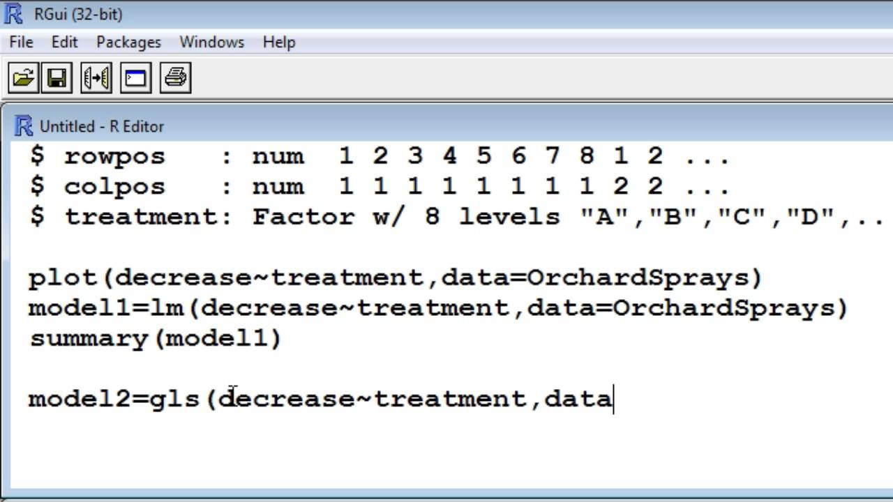 Statistics with R (4) - Understanding contrasts and the model summary in R