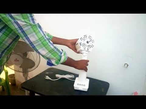Orient Electric High Speed Table 30 Fan Assembling & Unboxing