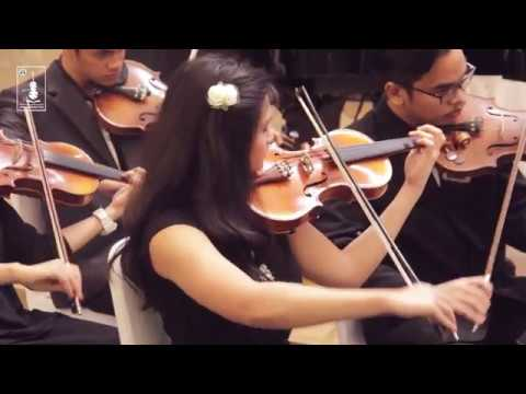 Johannes Brahms (orch. Parlow): Hungarian Dance No 5. Michael B. Mulyadi. OSUI Mahawaditra, 2017