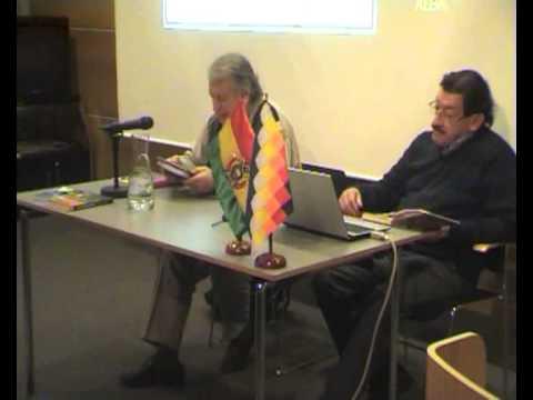 Presentación del Diario del Che en Bolivia, por Humberto Vázquez Viaña (1º parte)