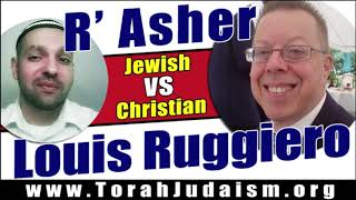 R' Asher vs Louis Ruggiero