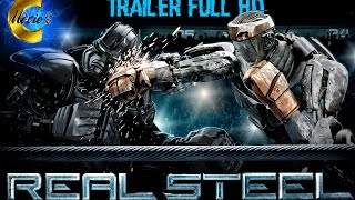 Real Steel - Stahlharte Gegner - Trailer Full HD - Deutsch