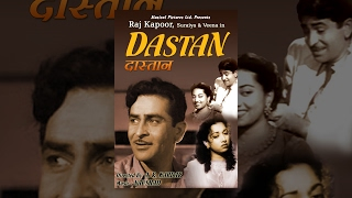 Dastan (1950) - Raj Kapoor - Full Bollywood Hindi Movie - Rare Superhit Old Film