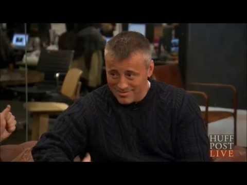 Matt LeBlanc describes his 'Friends' castmates in one word!