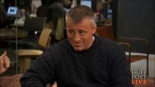 Matt LeBlanc describes his 'Friends' castmates in one word! streaming