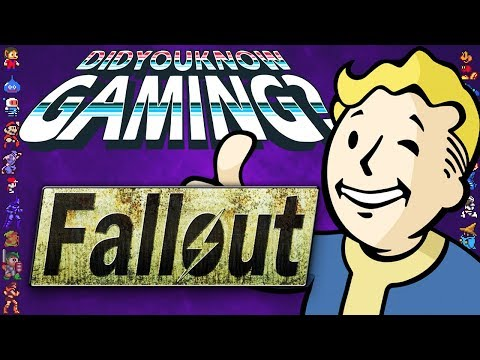 Fallout Easter Eggs & Secrets - Did You Know Gaming? Feat. Remix