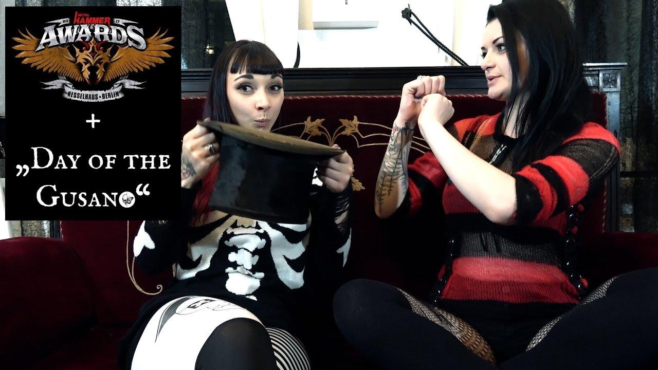 Metal Hammer Awards 2017 Slipknots Day Of The Gusano Youtube