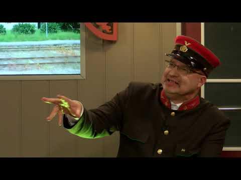 """""""Vilciens Rīga - Valka"""". Intars Zommers, Sandris Sproģis (16.08.2019.)"""