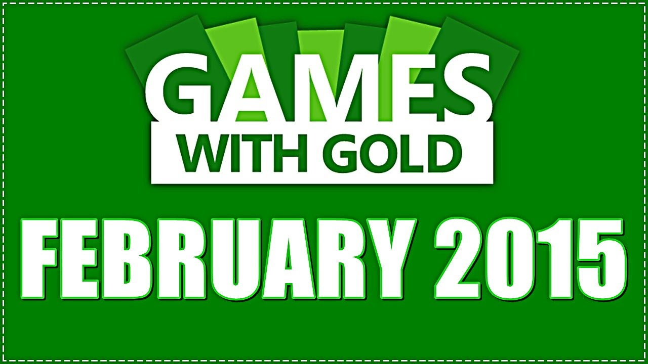 xbox 360 free games with gold list february 2015
