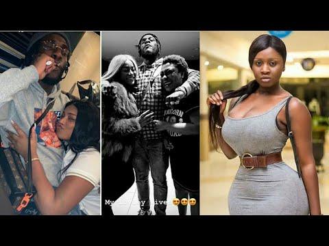 Burna Boy Cheats On Steff London With Curvy Nollywood Actress Princess Shyngle • HD!