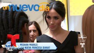 Â¿Será Meghan Markle la nueva Princesa Diana?   Un Nuevo DÃ...
