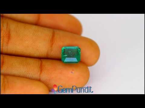 GemPundit Emerald - 4.82 carats from Zambia