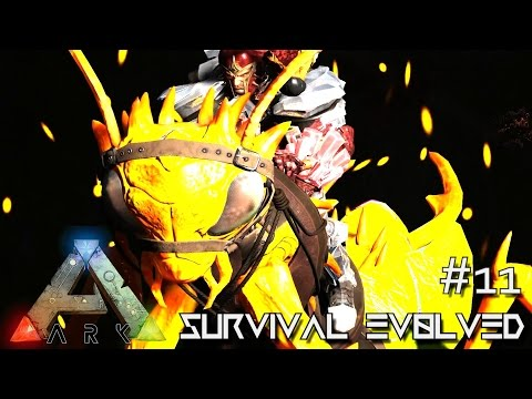 MODDED ARK: SCORCHED EARTH - Lvl 1000+ MANTIS TAMING !!! E11 (ARK SURVIVAL EVOLVED GAMEPLAY)