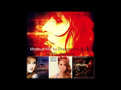 Mylène Farmer, Celine & Lana Del Rey - Point de Suture, My Heart Will Go On & Blue Jean (MASHUP)