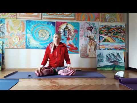 Пижамная йога