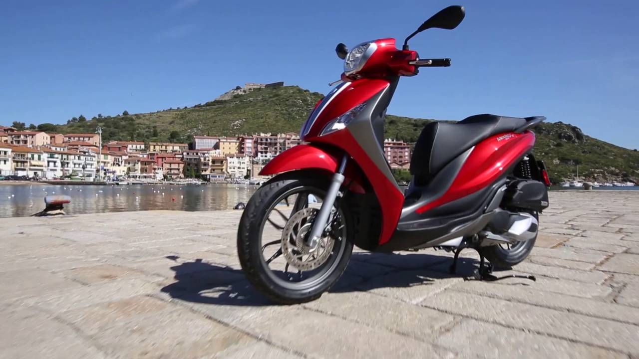 piaggio medley review | road test - youtube