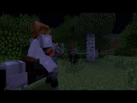 Песнь о вещем Олеге [Minecraft Machinima]