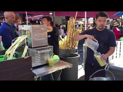 Queen Victoria Market - Melbourne, Australia - Part 1