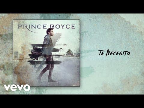 Prince Royce - Te Necesito