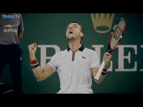 2016 Shanghai Rolex Masters: Andy Murray v Roberto Bautista Agut Final Highlights