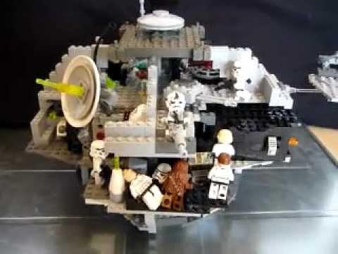 Lego star wars custom death star youtube - Bd lego star wars ...