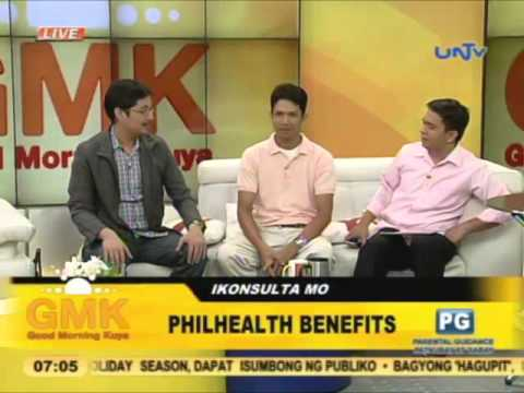 Benefits for Philhealth self-employed members
