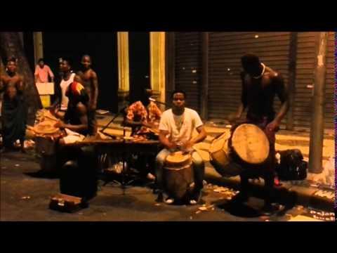 Oficina sobre o Carnaval Carioca --